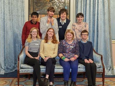 Ambitious about Autism youth council