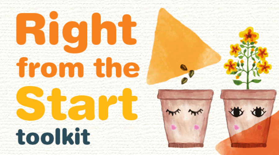 Right from the Start toolkit