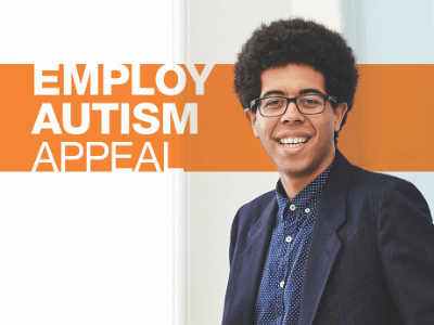 Employ Autism appeal brochure